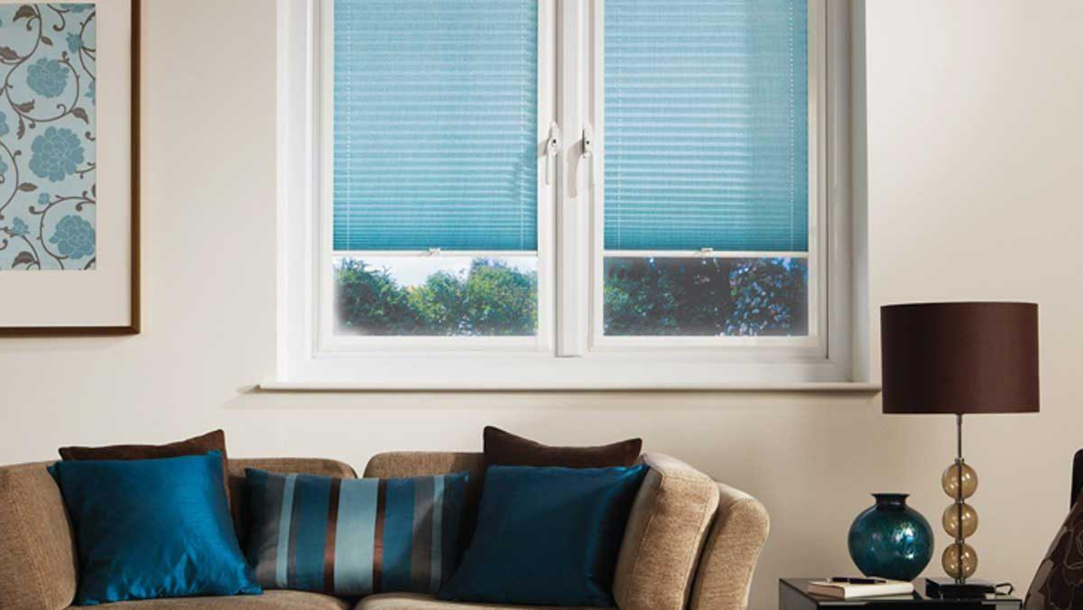 Pleated Perfect Fit Window Blinds