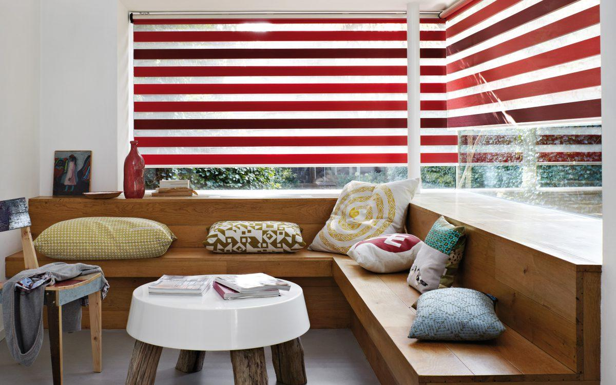 red twist vision blinds